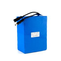Het navulbare 18650 Pak van de Batterij van het Lithium 3s16p 12V 40ah Li-Ionen voor ZonneStraatlantaarn