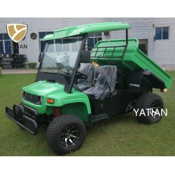 販売のための農場UTVの電気ゴルフ農業の手段