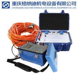 地層測量機器、地球物理機器、地球物理探査機器、地下水検出器の電気抵抗性イメージング