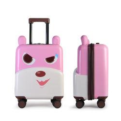 O melhor Carrinho Mini sala para crianças lindo design desenhos animados sacos de bagagem de impressão