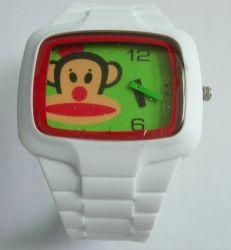 패션 싸구려 어린이 실리콘 디지털 어린이 시계