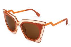 2020 Óculos de Sol Moda grossista mulheres Sunglasse plástico polarizada