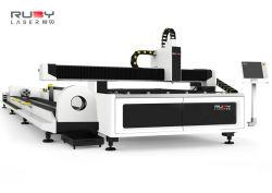 1000W de haute précision machine de découpage au laser à filtre CNC pour plaque en acier et tube de métal