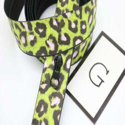 Zip per stivali stampati Fatation Leopard in vendita