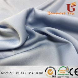 RPET chiffon per l'indumento/il Crepe riciclato/il tessuto ecologico