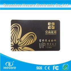 Impresa Personalización de 125 kHz de PVC de RFID tarjeta ID.