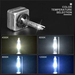 Accensione automatica delle lampade di D1s/R NASCOSTA xeno all'ingrosso D2s/R D3s/R D4s/R 5000K 6000K 8000K