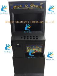 アメリカの鍋Oの金スロット賭けるビデオアーケード・ゲーム機械