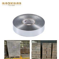 Aislamiento térmico fuerte resistencia a altas temperaturas retardante de llama cinta de aluminio