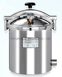 كهربائيّة أو [لبغ] تدفئة [بورتبل] ضغطة بخار معلم محمّ موصد