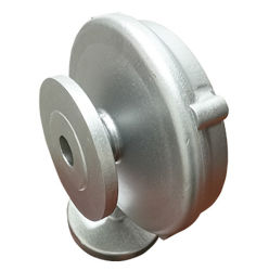 Guscio pompa in acciaio inox per apparecchiature industriali