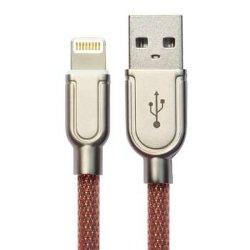 Jse Cadena de Metal Cable USB tipo A Lightning