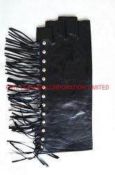 Dame Fashion/Tanzen/Sport/Fahren der ledernen Handschuhe (JYG-27069)