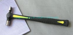 ハードウェアおよび手のツールの専門の木またはガラス繊維のハンドルが付いている低下によって造られる十字のPeinのハンマー