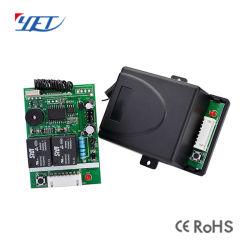 433MHz 2CH aún control remoto inalámbrico RF428PC