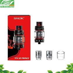 Tubo de vidro convexo Smoktech autêntica Smok Tech Atomizador Tanque Vape 8ml/ 2ml Smok Tfv12