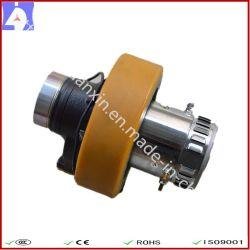 Aandrijfwiel van de stapelaar van de horizontale elektrische vorkheftruck met PU-wiel Sqd-W25-DC24/1.2