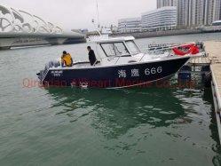 Allheart 7.9m/26ft de la cabina de aluminio con hardtop barco pesquero con ventana deslizante para la venta