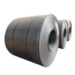 Ss400 A36 Q235B Hr Cr bobina de aço de carbono