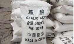 Produtos químicos inorgânicos de ácido oxálico 99%MIN