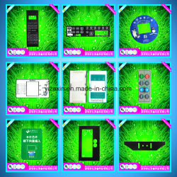 Горячие продажи ПК прозрачные окна мембраны Наложение панели /Переключатель /объективов