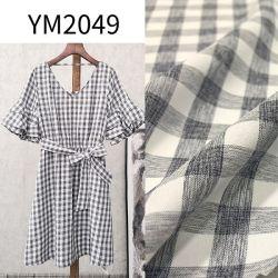 Contrôles de YM2049 Spandex Stretch 93GSM polyester Tissu cationiques élastique pour les sports