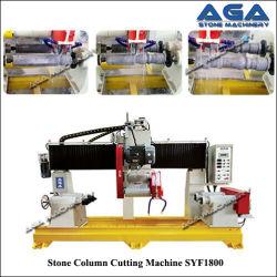 Máquina de corte da coluna de pedra de granito de processamento/mármore (SYF1800)