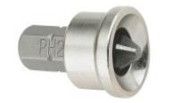 De Zetter van de Schroef van Fsastener/Drywall/de Bit van de Schroevedraaier van Dimpler/S2 Steel/pH2 met een Beperkende Ring