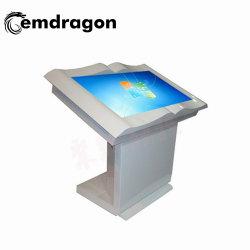 32 pouces de la publicité des fabricants OEM Ad Multi-Touch player joueur Kiosque téléviseur intelligent de conception de la signalisation numérique avec écran LCD professionnel technique