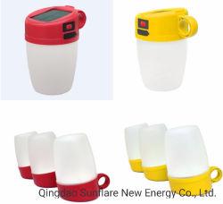 2019 Hot-Sale IP65 Lámpara Solar portátil/Luz/linterna para zonas No-Electricity