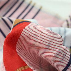 Venda por grosso de tecido Mercerizado 100% natural tecido de algodão tricotado para vestuário