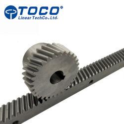 CNC機械Q6のためのCNCのラックギヤおよびピニオン24*24 L1000