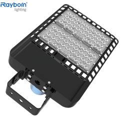 지능적인 통제 시스템을%s 가진 옥외 정연한 공도 간선 도로 Tollway를 위한 방수 IP66 200W 조정가능한 LED Shoebox 지역 주차장 가로등