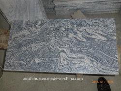 자연적인 Stone Juparana 빛 회색 /Sea Wave Polished 또는 Flamed/Honed Granite Flooring Tile/Paving Tile