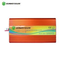 DC 24V à l'AC 220V 2kw 2000 Watts Onde sinusoïdale pure puissance hors réseau INVERTOR