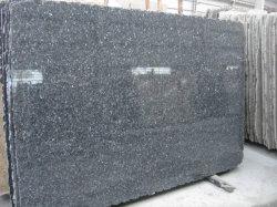 Natürliches schwarzes/weißes/graues Steinpolier/zog ab,/geflammter/aufgetragener Smaragdperlen-Granit für Fußboden/Wand/im Freien Platten/Fliesen/Countertops/Treppe/Sills/Spalte/Straßenbetoniermaschinen