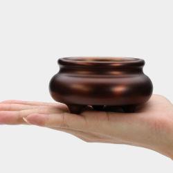 راحة صاف نحاسة قاعدة يحبك أثر قديم دائريّة [إينسنس بورنر] قاعدة منزل داخليّ [إينسنس بورنر] قاعدة قاعدة