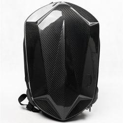 Мотоцикл Райдер водонепроницаемый шлем рюкзак жесткий рюкзак из углеродного волокна