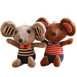 Het hete Stuk speelgoed van de Muis van de Pluche van de Giften van het Festival van de Douane van de Stijl van de Verkoop Nieuwe Comfortabele Gevulde