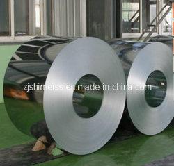 La norme ASTM JIS Bande en acier inoxydable laminés à froid de la bobine de feuille
