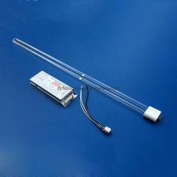 Het u-Type van Reiniging van de Zwarte van de Lamp van de Behandeling van de Fotolyse van het Gas van het Afval van de Lamp van de ultraviolette Sterilisatie Volledige Reeks van de Levering voor doorverkoop van de Lamp van de Ultraviolette Sterilisatie