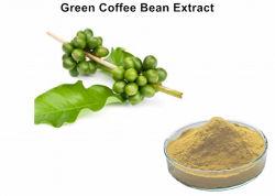 Schlusser Gewicht-Grün-Kaffeebohne-Auszug-bräunliches feines Puder