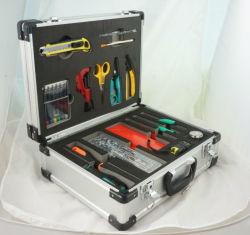FTTH Sac à outil en fibre optique pour l'Installation rapide du connecteur et câble de descente à fibre optique FTTH Tool Kit fibre optique
