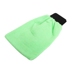Уборки в автомобиле Toweling тканью вещевого ящика