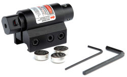 Pistola Compacto Universal Pistola Laser Vermelho olhos para a caça Riflescope