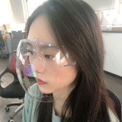 Super Hot Antifoggy coloré écran facial, lunettes de soleil la preuve de l'eau des lunettes de sécurité, lunettes de protection