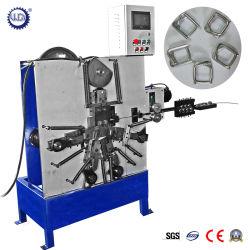 Die beste Qualität, welche die Draht-Faltenbildung bildet Maschinerie mit PLC-Controller gurtet
