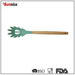 Heißer Verkauf Küchenprodukte Küchenwerkzeuge Silikon Spaghetti-Server (KTS113)