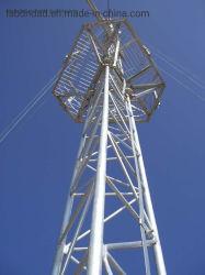 Torretta autosufficiente galvanizzata Hot-DIP dell'acciaio del trasporto di energia della grata della torretta di energia della torretta del trasporto di energia di elettricità della torretta unipolare del trasporto