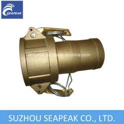 """Accoppiamento del Camlock dell'alluminio/Brass/PP/Ss (1 """" ~6 """")"""